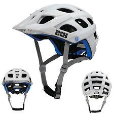 2021 iXS Trail EVO White Weiß All Mountain Fahrrad Helm Helmet Bike MTB DH BMX