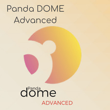 Panda Dome Advanced 2018 3 Geräte / 1 Jahr 3 PC Internet Security DE EU