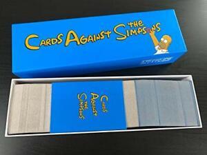B.B. E-Commerce Ltd Cards Against Simpsons (Card Game)