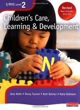 S/NVQ Level 2 Children's Care, Learning and Development: Candidate Handbook (S,