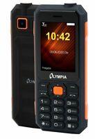 Robustes Outdoor Handy Mobiltelefon IP 67 Wasserfest Stossfest  Modell Active