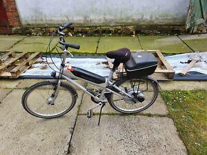 *** 2 x Mercedes Benz Fahrrad Pedelec Hybrid E-Bike ***