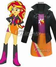 My Little Pony Equestria Girls Sunset Shimmer Cosplay Costume