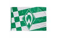 SV Werder Bremen Flagge Fahne NEU !  Lizenz Produkt  120x180cm Ösen UVP 24,99 €