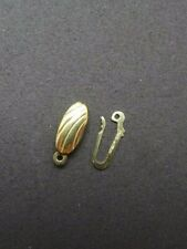 NEW. 9CT YELLOW GOLD PEARL CLASP. 1 STRAND
