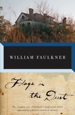 Vintage International Ser.: Flags in the Dust by William Faulkner and William Faulkner (2012, Trade Paperback)