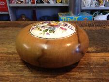 BRT Gorgeous Crafted Tasmanian Sassafras Ceramic Pot Pourri Bathroom Aroma