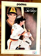Steve Garvey Padres 22 x 17 Vintage Pepsi poster