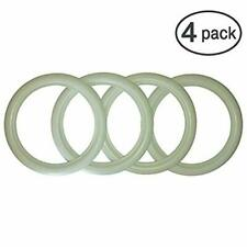 15 Inch Rims Whitewall Portawall Topper Tire Trim Insert Style Set of 4 pcs