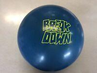 "900 Global BREAK DOWN 1st quality 5"" pin  Bowling Ball  15lb   BRAND NEW IN BOX!"