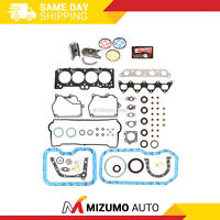Engine Re-Ring Kit Fit 93-97 Toyota Celica Corolla Geo 1.8 DOHC 7AFE