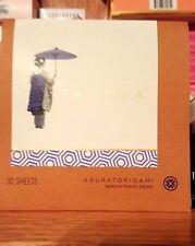 Tatcha Aburatorigami Japanese Beauty Papers 30 Sheets NIP!