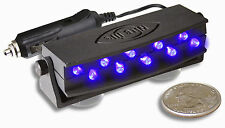 Set of Nite iii's Blacklight LED Fishing Light with 12V DC Power Point Plug