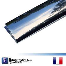 T-Molding 16mm Chromé - Silver 1m