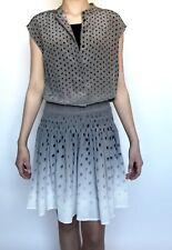 AllSaints Briary Flic Silk Dress Retail $308 Price $128 NWT All Saints Size 4