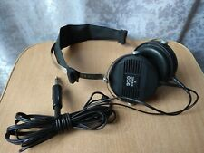 RARE Vintage Soviet USSR orthodynamic headphones Echo N16-40S earphones