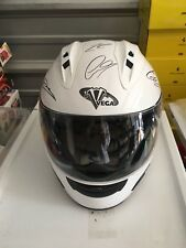 Formula One Jules Bianchi Commerative Signed  Helmet