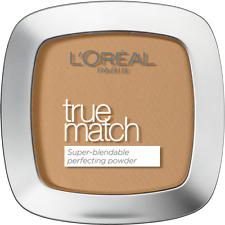 L`OREAL TRUE MATCH  BLENDABLE  PERFECTING POWDER  7D/7W GOLDEN AMBER