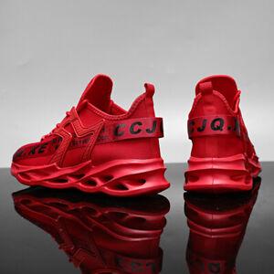 Men's Fashion Running Shoes Tennis Sports Outdoor Walking Casual Sneakers Gym