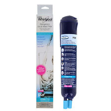 1 Pack Whirlpool 4396710 Water Filter PUR Push Button Side-by-Side Refrigerator
