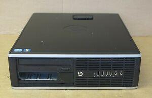 HP Compaq Pro 6300 SFF PC i5-3470 3.20GHz 4GB Ram 500GB HDD Win7 Pro QV985AV