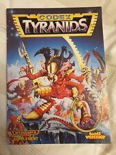 Gamesworkshop Warhammer 40000 40K Tyranids Codex