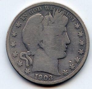 1903-o Barber half (SEE PROMO)