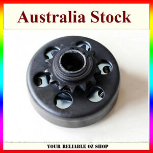 """25.4mm 1"""" Centrifugal Dry Clutch 14T Tooth 420 Pitch Go Kart Drift Trike Buggy"""