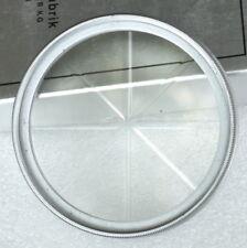54mm B+W 8x Star Effect Filter - NEW