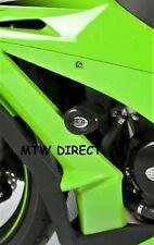 Kawasaki ZX10-R 2012-2019 R&G Racing aero crash protectors mushrooms bobbins