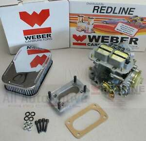 Subaru 1976-1989 1600/1800 OHV EA71/81 High Performance European Weber 38/38 Kit