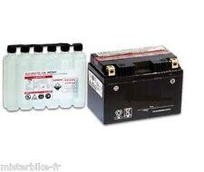 Batterie Sans Entretien + Acide YTX7ABS Garantie SYM Megalo 125 Orbit Mio 50 100