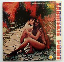 Zabriskie Point ST LP Pink Floyd Grateful Dead DJ Promo NFS MGM Gilmour Waters