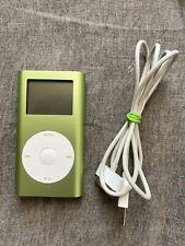 Apple iPod mini 2nd Gen Green (64Gb) - Ssd