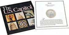 VHTF 1994 United States Capitol Commemorative Silver Proof Coin Collectible