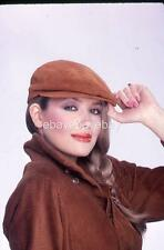 302F JANINE TURNER 1982 Harry Langdon 35mm Transparency w/rights