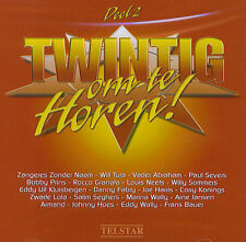 Twintig om te Horen : Deel 2 (CD)