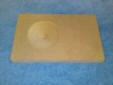 10 Budgie Nest Box Concaves Aviary Breeding Bird Nesting Boxes MDF Concave