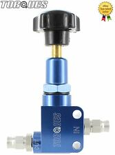TORQUES AN-3 (-3AN) Adjustable Brake Bias Proportioning Valve with Hose Fittings