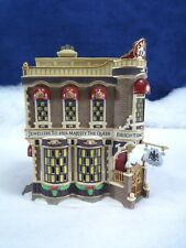 Dept 56 Dickens Brightsmith & Sons Queen's Jewellers #58484 NEW (2290)