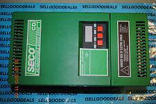 Warner/Seco CDMC02 VFD 5HP AC Speed Drive Inverter CD05 380/480V 9314-0762 Used