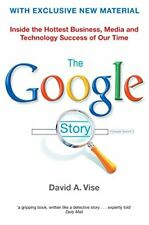 The Google Story by Vise, David  New 9781509889211 Fast Free Shipping,,