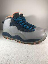 Nike Air Jordan Retro 10 X Bobcats 310805 026 Mens Size 9.5 Charlotte Buzz CLT