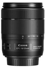 Canon Zoom Lens Ef-S18-135 F3.5-5.6 Is Usm