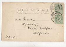 Miss Galway Wynnstay Rosetta Belfast 1903 305b