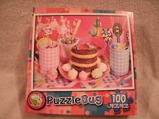 New 100 Piece Party Sweets Puzzle