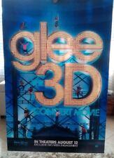 GLEE 3D MOVIE POSTER RARE ORIGINAL LENTICULAR 27x40 LEA MICHELE