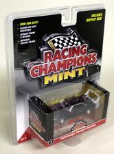 Racing Champion Mint 1/64 Scale 1969 Dodge Charger Daytona Blue Diecast car
