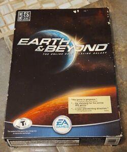 Earth & Beyond (PC, 2002)