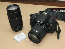 Canon EOS Rebel T5i 18.0MP Digital SLR Camera - Black (Kit w/ EF-S IS STM...